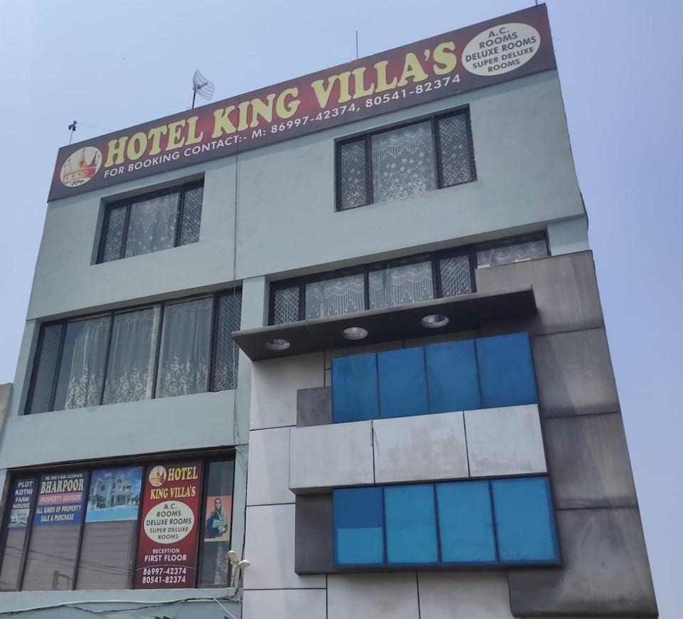 OYO 71898 Hotel King Villa's , Pakhowal Road Ludhiana, Ludhiana