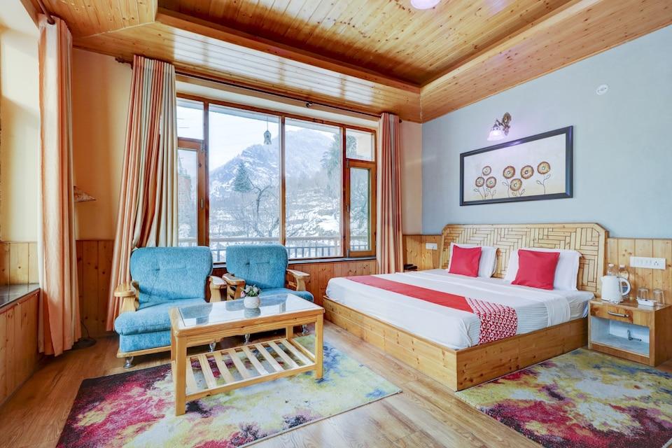 OYO 72193 Gold Rock Resort Shavarni Cottage