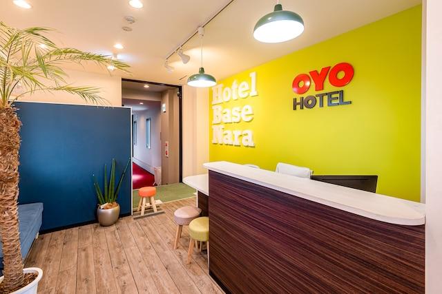 OYO Hotel Base Nara