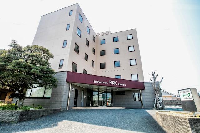 OYO Hotel PARK Kotoshiba Ube