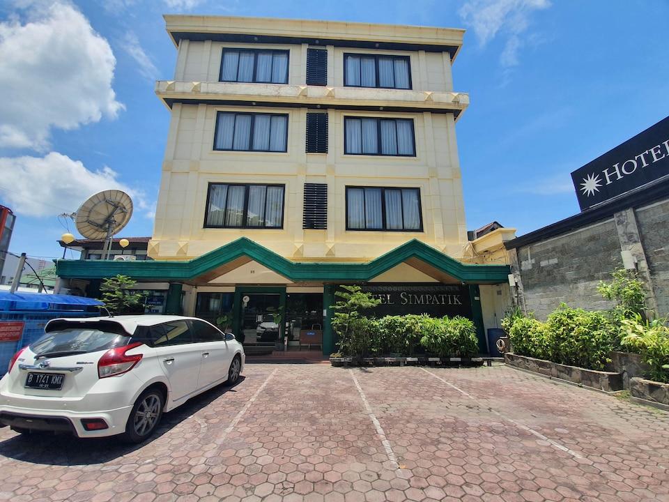 OYO 3521 Hotel Simpatik