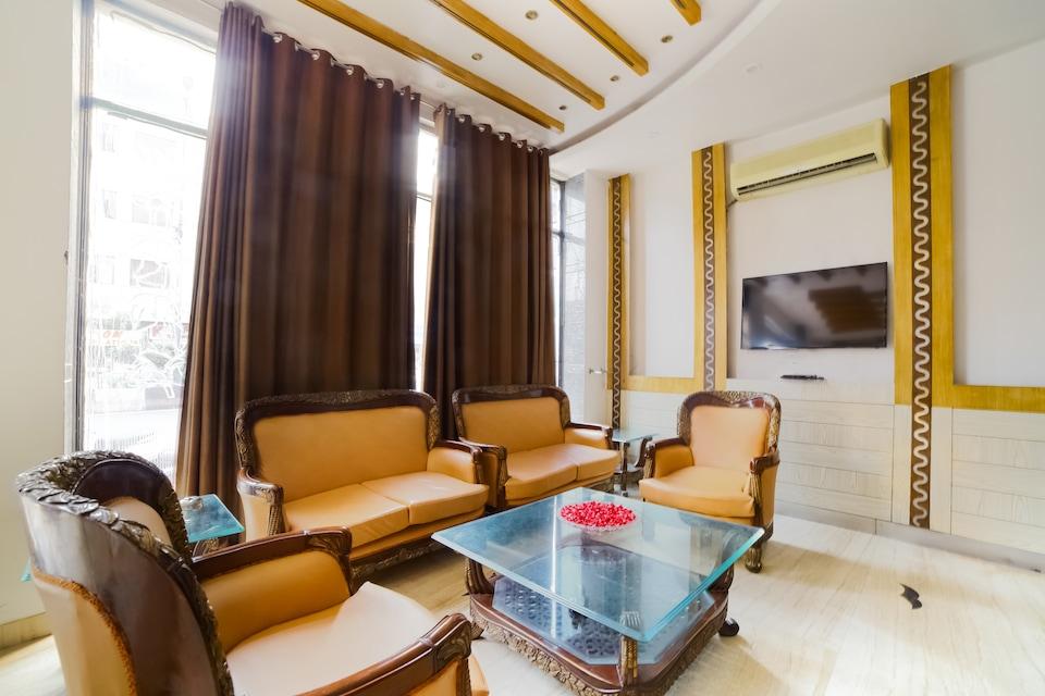 OYO 6126 Hotel Today International Delhi