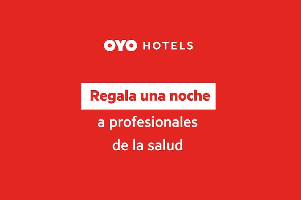 OYO Hotel Ayuda A Un Héroe