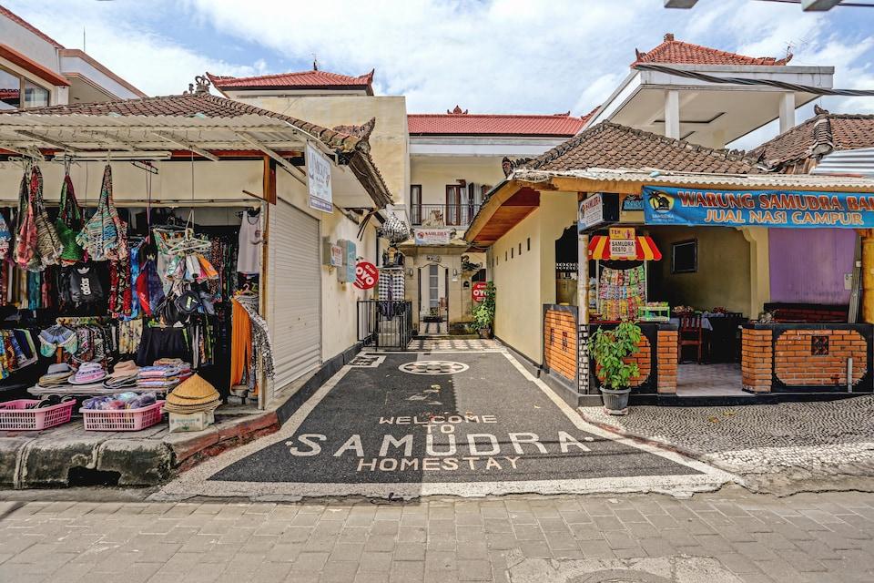OYO 3607 Samudra Homestay, Tuban Kuta, Bali