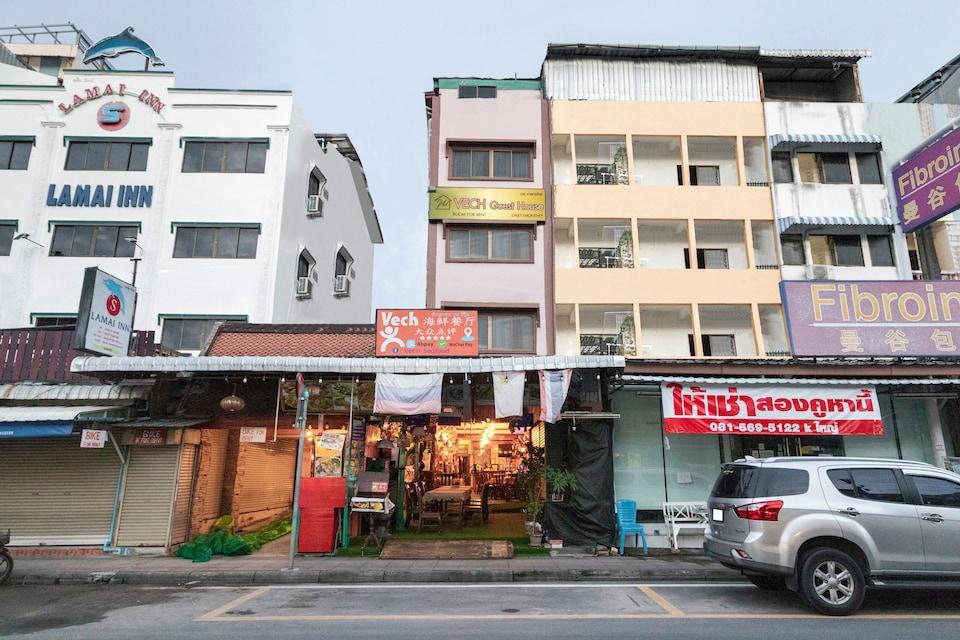 OYO 1007 Vech Guesthouse, Patong Beach P0, Phuket
