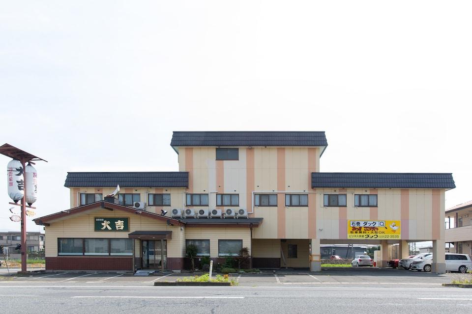 OYO 44806 Business Ryokan Duck, Ishinomaki, Ishinomaki