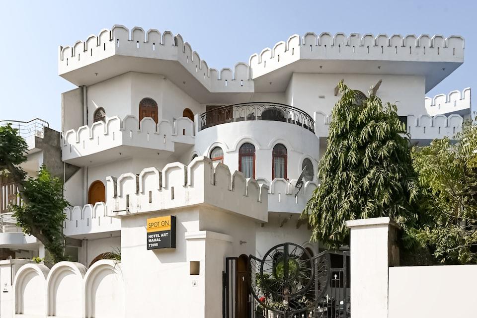 SPOT ON 73995 Hotel Art Mahal, Jaipur Airport, Jaipur