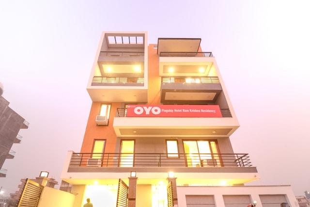 Oyo flagship 23252 Near Artemis Hospital