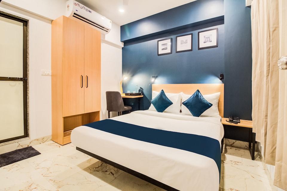SilverKey Executive Stays 40270 DSP Hotels, Vashi - Koparkhairane - Mahape - Turbhe - Airoli, Mumbai