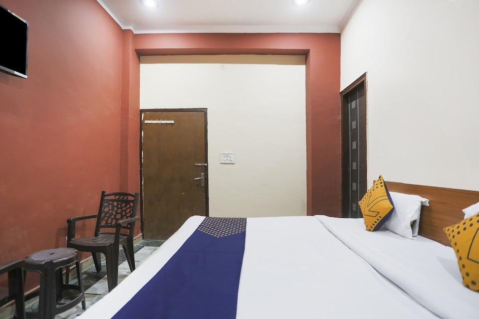 SPOT ON 74603 Hr Residency