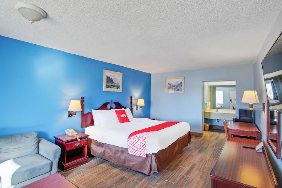 OYO Hotel Richland /Jackson Airport Hwy 49 MS