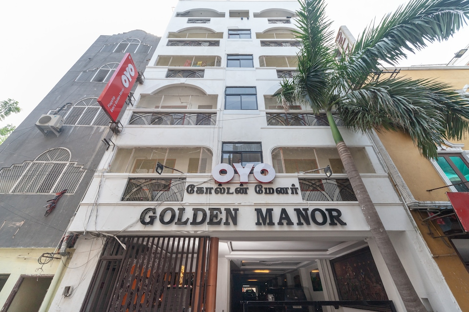 OYO Flagship 15018 Golden Manor Chennai Central