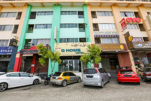 OYO 90099 G Home Hotel, Kota Bharu, Kelantan.