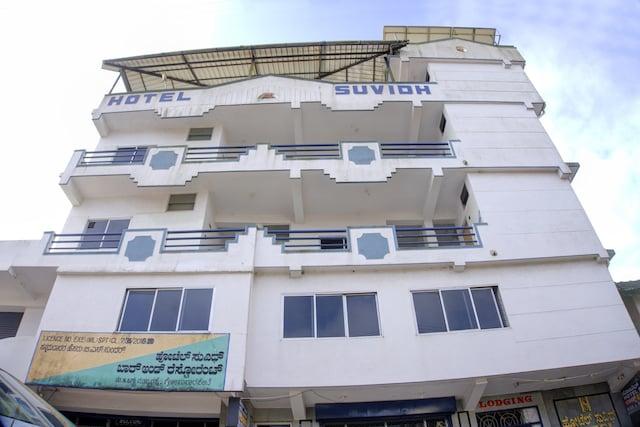 OYO 75144 Hotel Suvidh