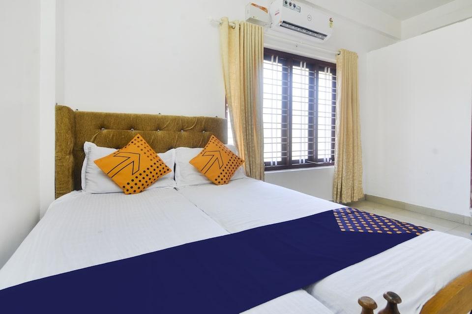 SPOT ON 75237 The New View Hotel, Thampanoor Trivandrum, Trivandrum