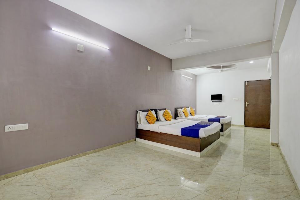 SPOT ON 75289 Hotel City Palace