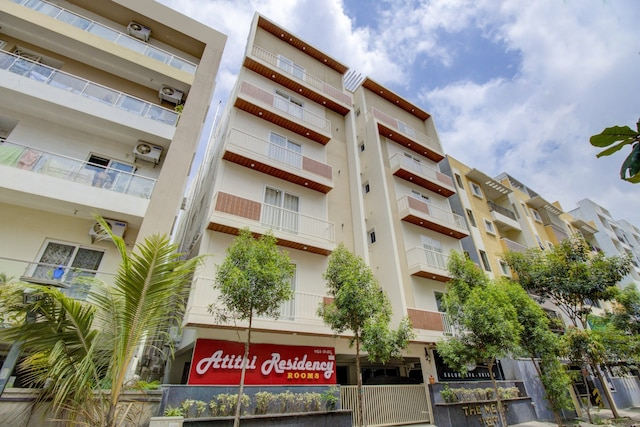 CAPITAL O75327 Atithi Residency