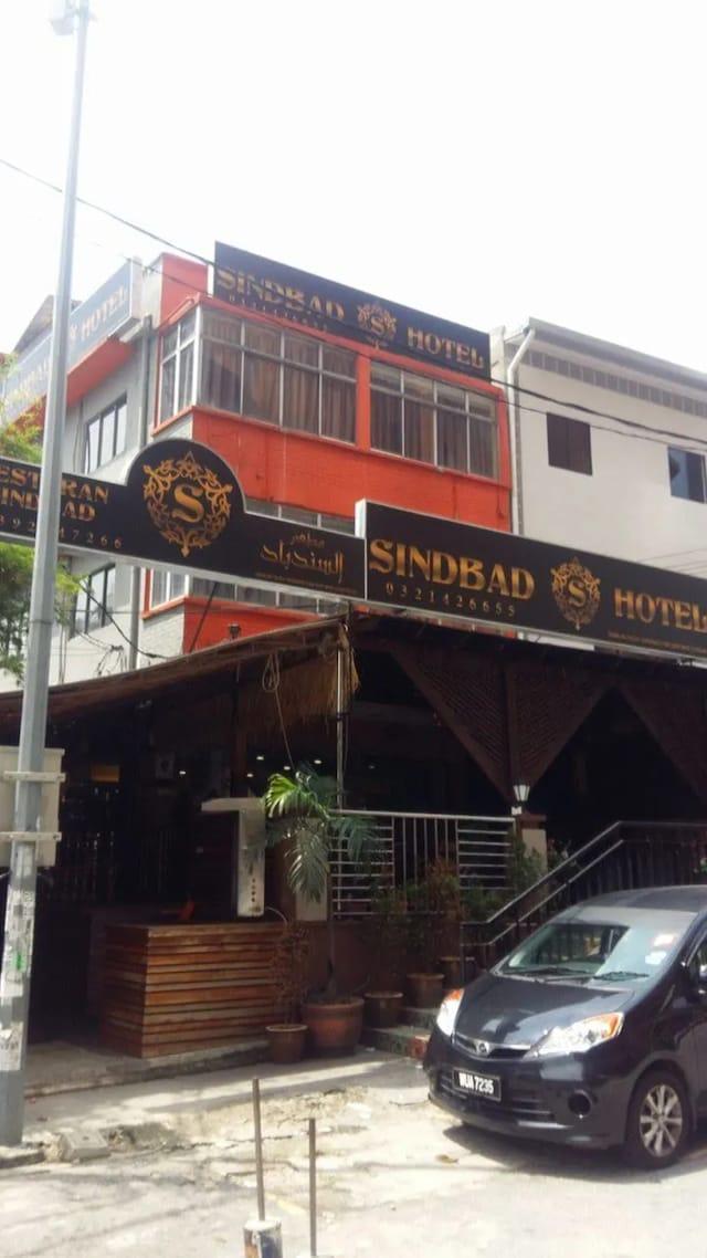 OYO 90106 Sindbad Hotel