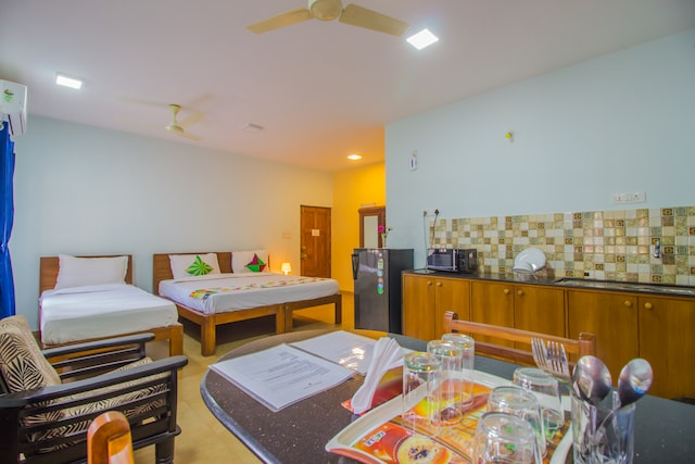 OYO Flagship 75550 Holy Cross Home Stays