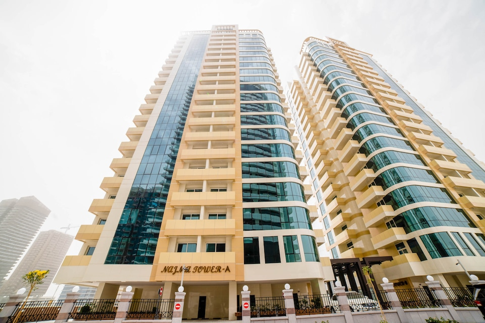 OYO 589 Home 48 -Najma 2br, Al Barsha Dubai, Dubai