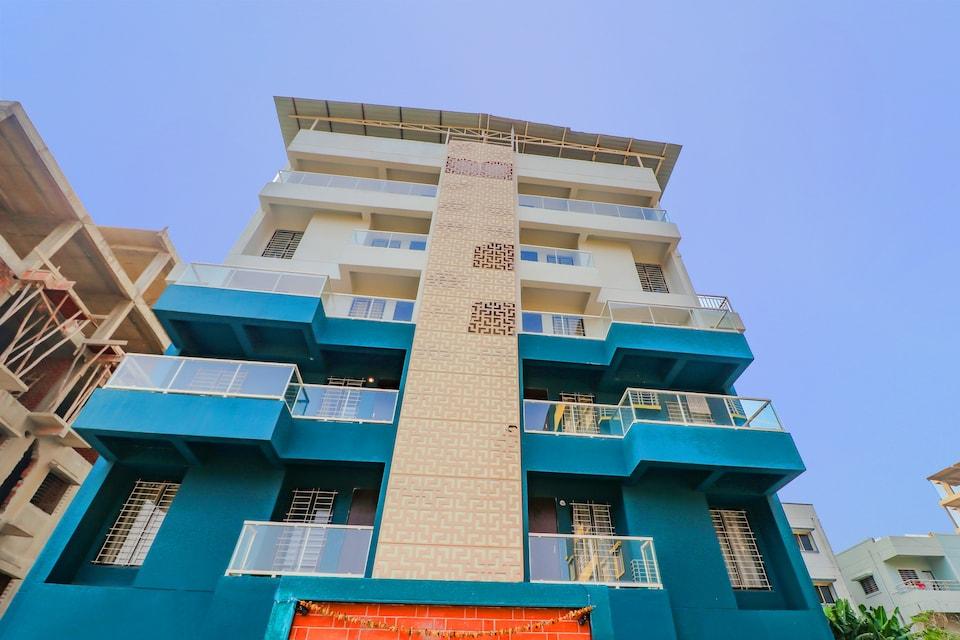 SilverKey Executive Stays 76245 TCS Hinjewadi Ii, Hinjewadi Pune, Pune