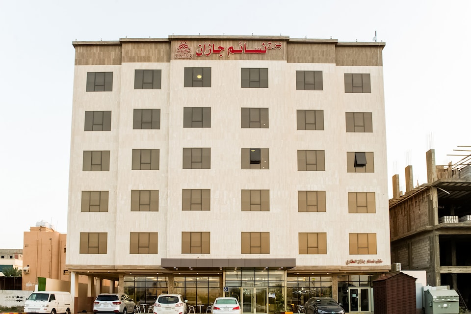 OYO 570 Naseem Jizan Tower For Furnished Residential Units