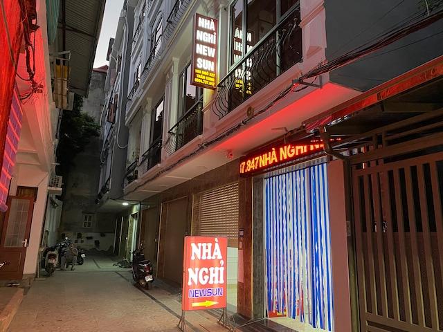 SPOT ON 1150 New Sun Hotel