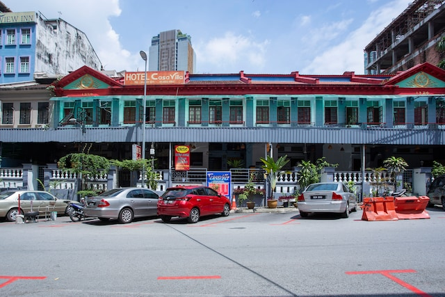 SPOT ON 90137 Casavilla Hotel Pudu