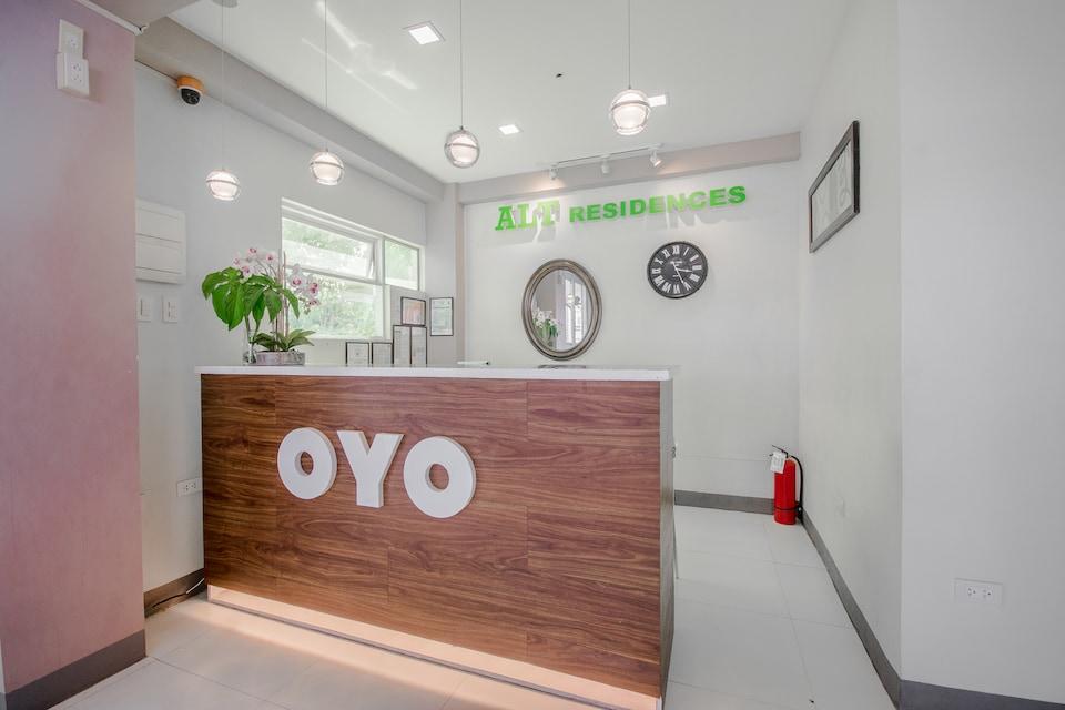 Vaccinated Staff-OYO 720 Alt Residences, Cebu City, Cebu
