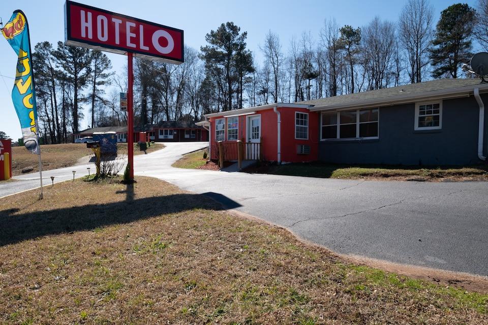 Hotel O Atlanta Airport Jonesboro/Morrow I-75