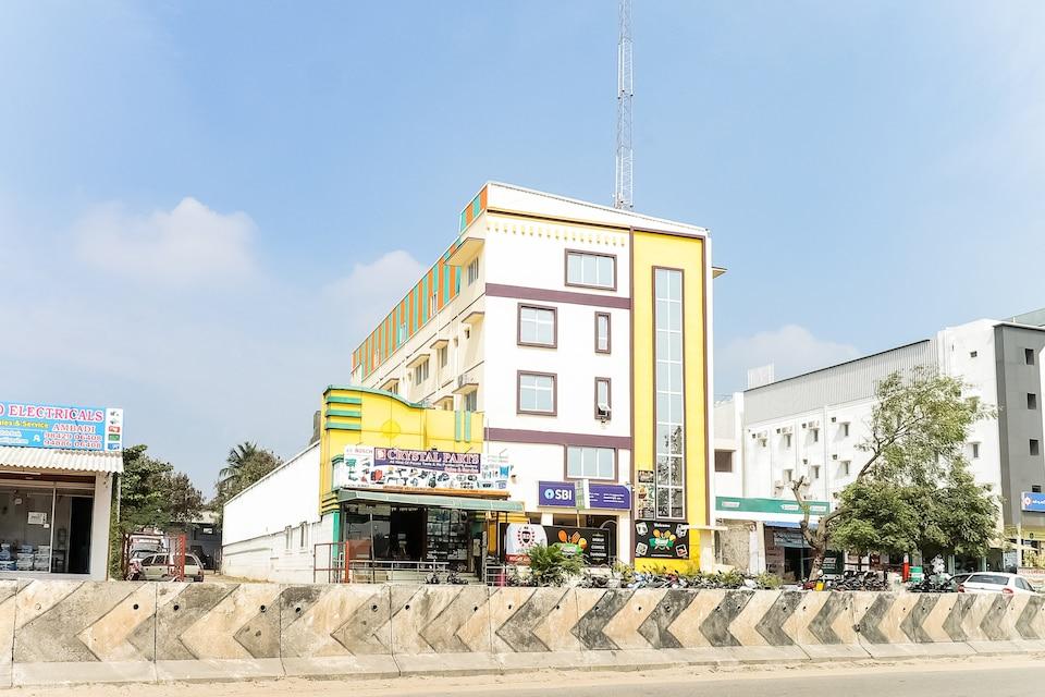 Capital O 77432 Rd Hotel, Erode Outskirt, Erode