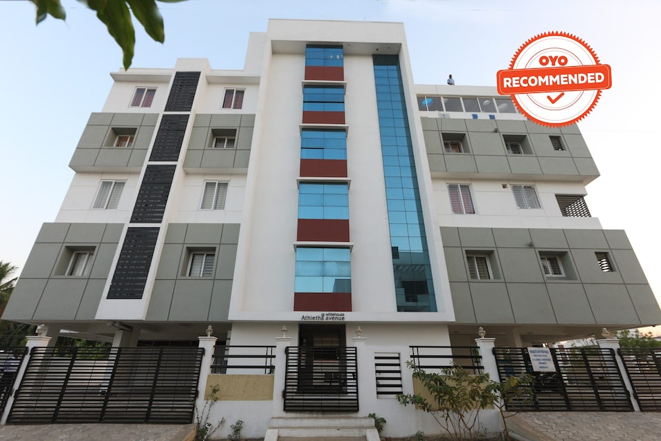 SilverKey Executive Stays 77599 Saravanampatti, Sathy Road Coimbatore, Coimbatore
