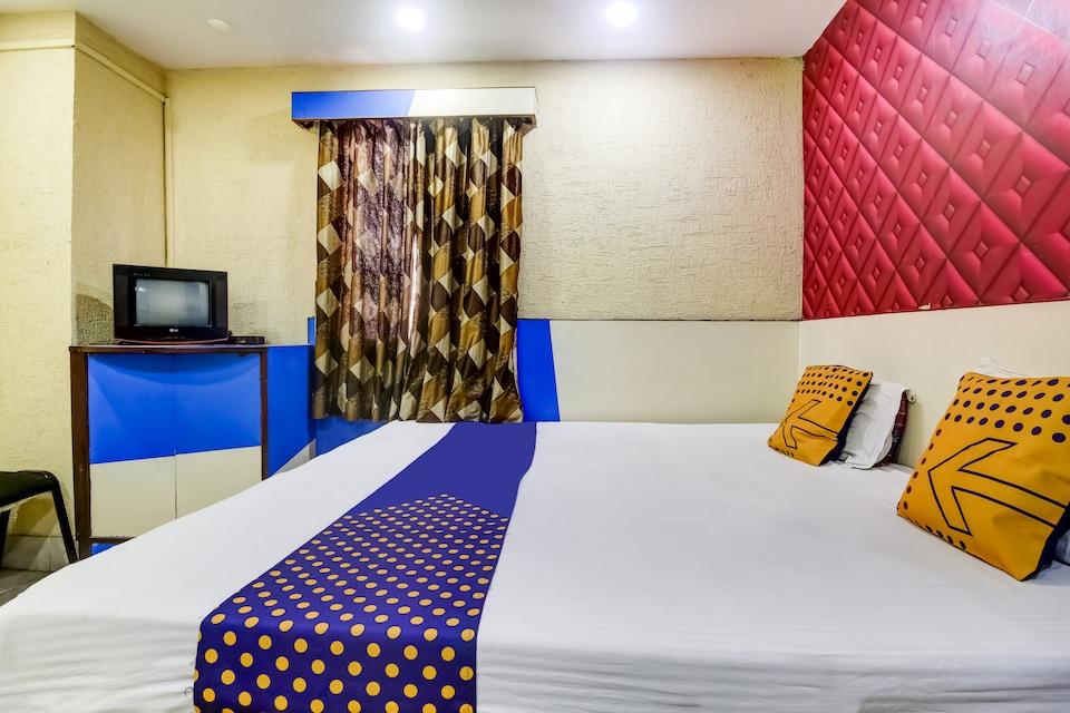 SPOT ON 77656 Hotel The Bliss, Lalpur, Ranchi