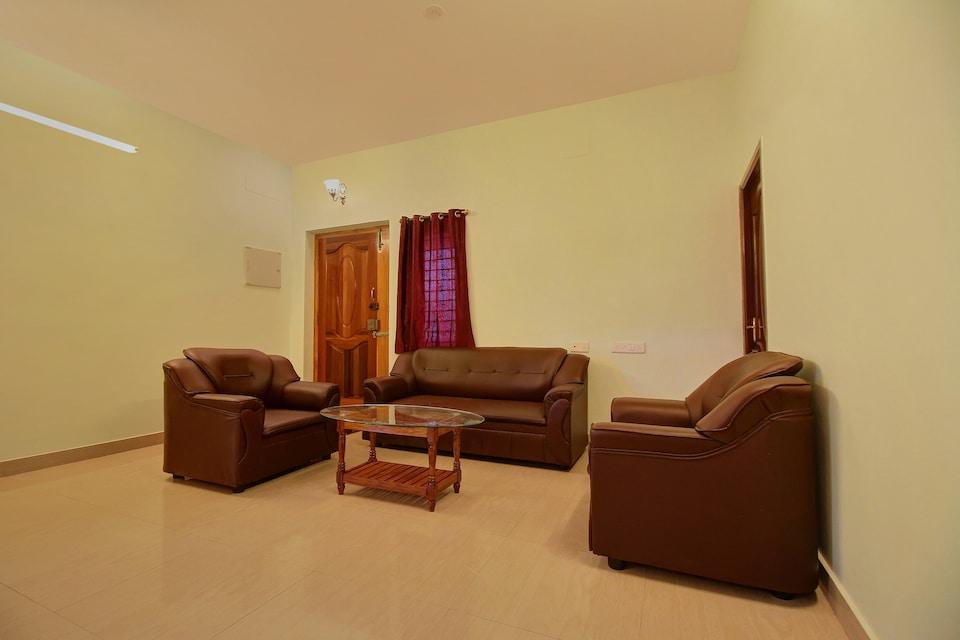 OYO 77685 Charming Home Stay, Pondicherry City Centre, Pondicherry
