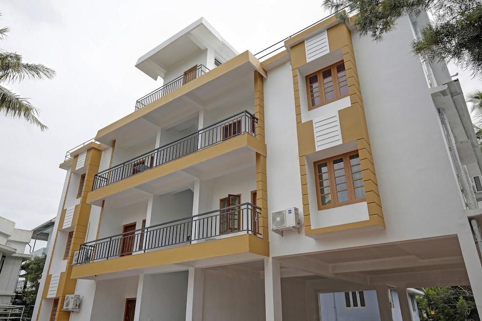 OYO 78040 Marhaba Apartments, Kakkanad Kochi, Kochi