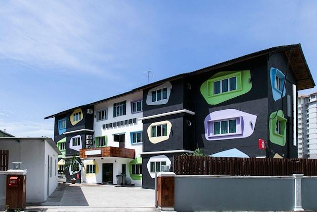 OYO 214 Klebang Besar Townlodge