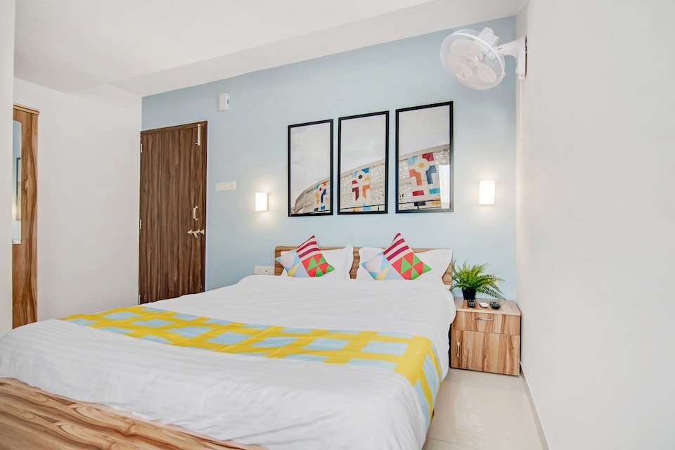 OYO 2BHK Home 78122 Exotic stay in Rock Beach (White Town)