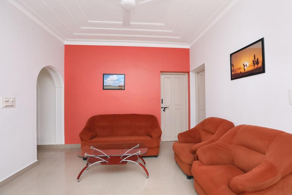 OYO 78309 Parijatha Homestay