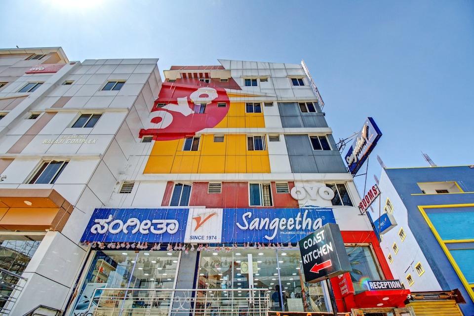 Capital O 78383 Green City Comforts, BTM Madiwala Bangalore, Bangalore