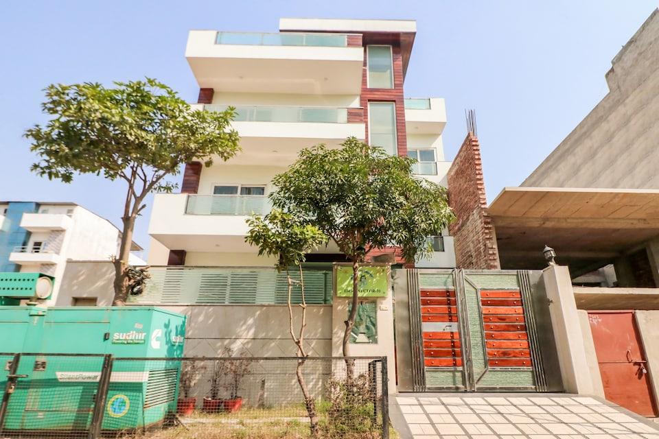 Collection O Platinum SQS Key, Medanta, Gurgaon