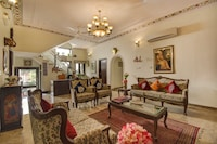 Belvilla Luxury Harnava Haveli with lawn and terrace