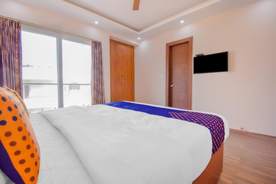 SPOT ON 79122 Divyshwari Residency