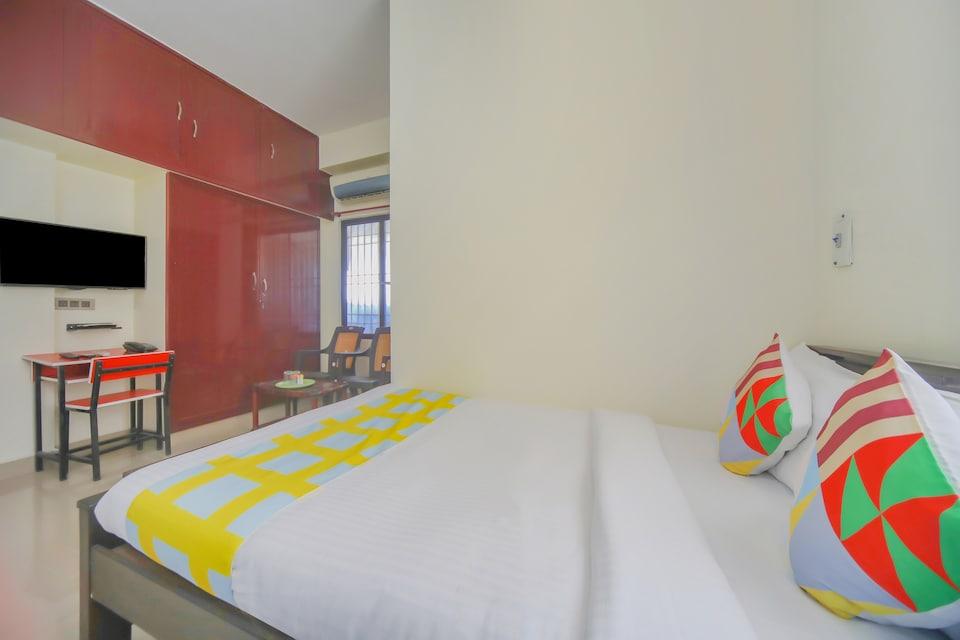 OYO 79283 Thendral Service Appartment 2BHK, Pondicherry City Centre, Pondicherry