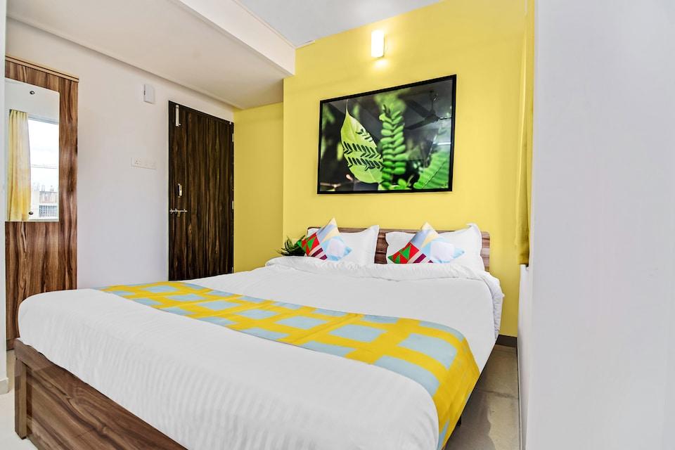 Oyo Homes BLR2581 RKS Comforts Hebbal