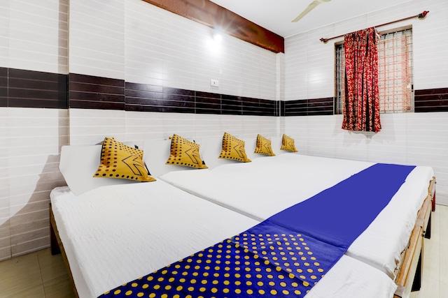 SPOT ON 79435 Anju Residency