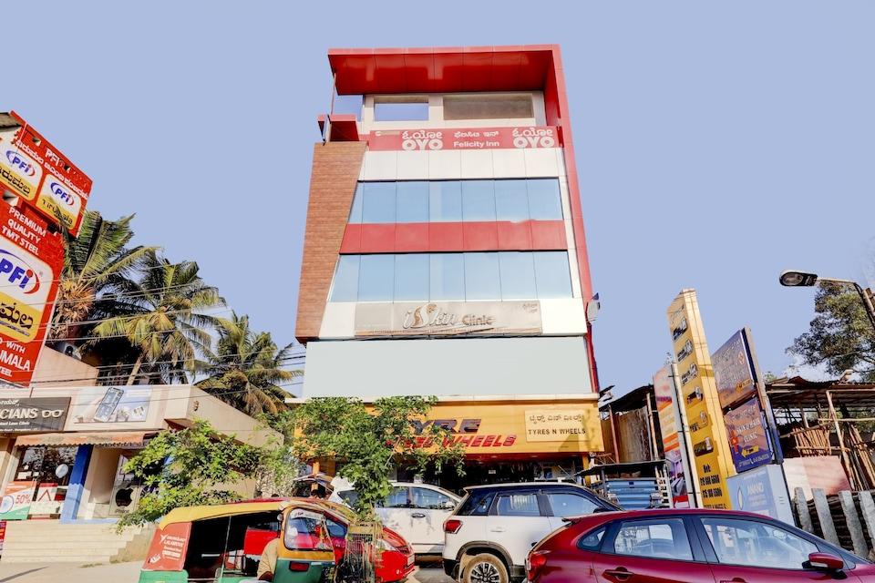OYO 79635 Flagship Hotel MSR Lodgi