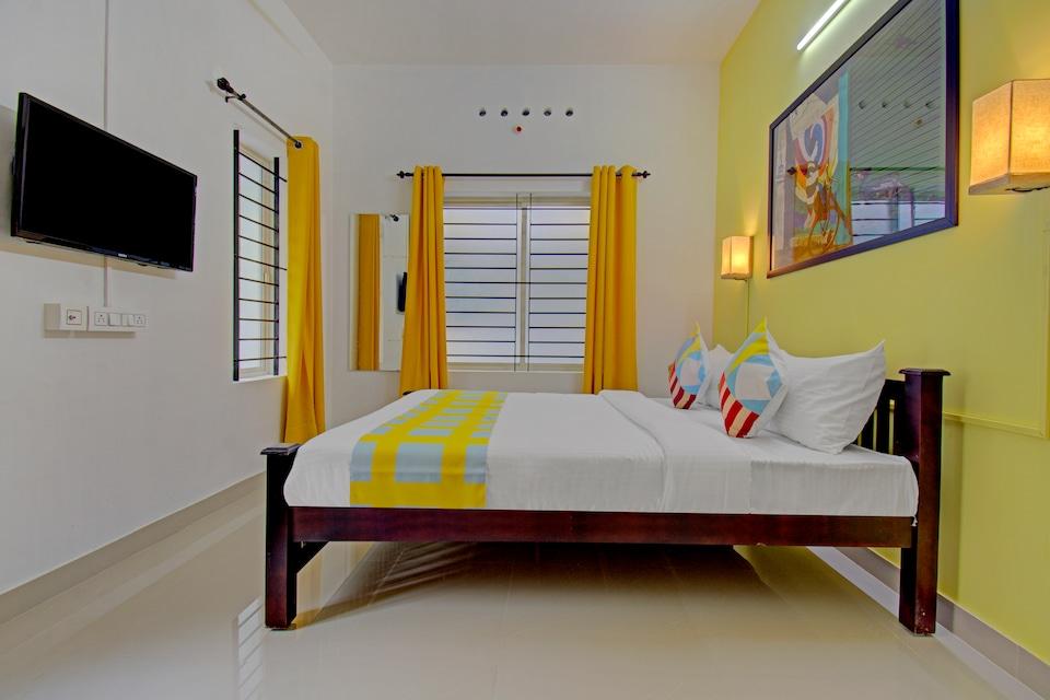 OYO 79720 Sidrah Apartments