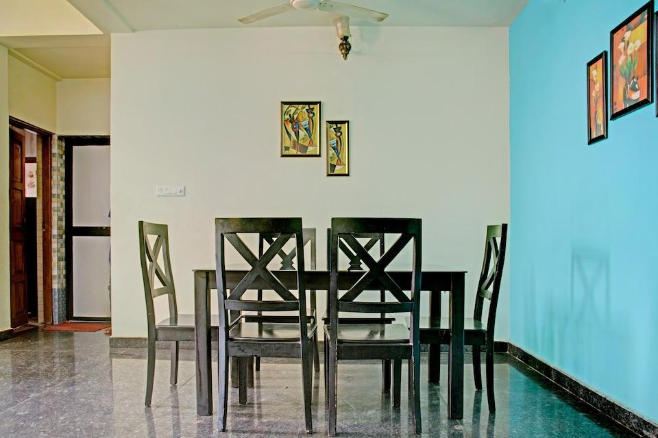 OYO Home 79948 Ganga Laksh 4 BHK Villa Nerul