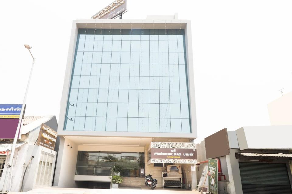 Capital O 80016 Residenza Adhikrishna Arcade, Erode, Erode