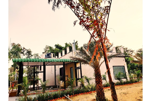 Belvilla 3BHK Modern Villa with Open lush green garden
